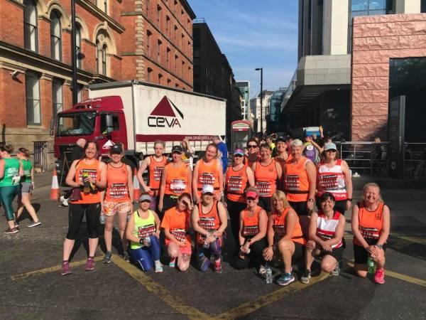 Manchester Half Marathon May 2018