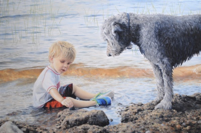 """Oil Painting 24""""X36"""""""