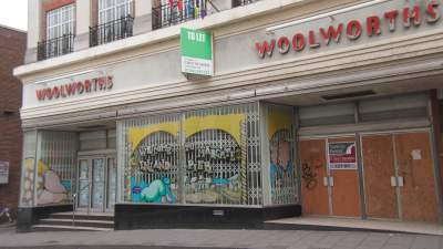 Woolworth's Building, High Street , Margate