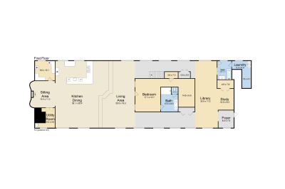 Level One Floor Plan