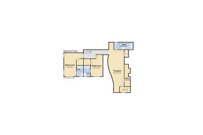Floor Plan - Level 2