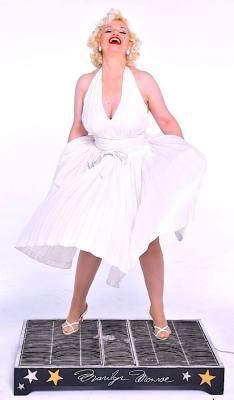 Marilyn's Fan
