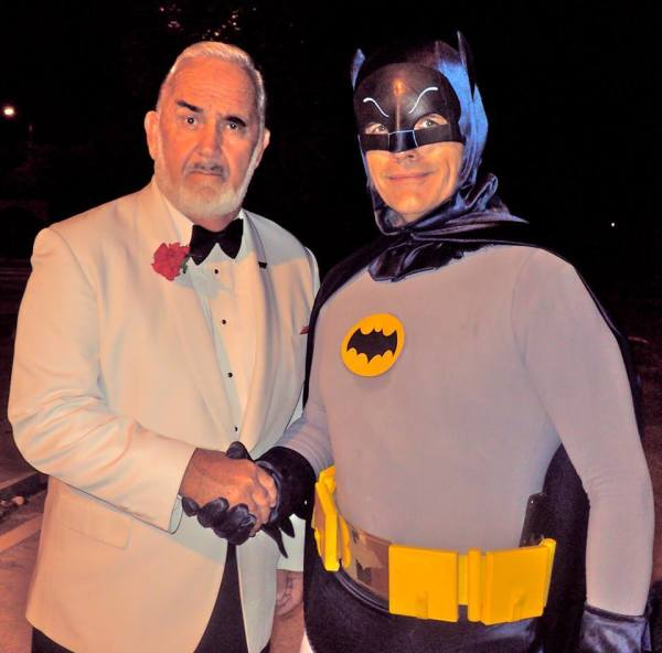 James Bond/007 & '66 Batman