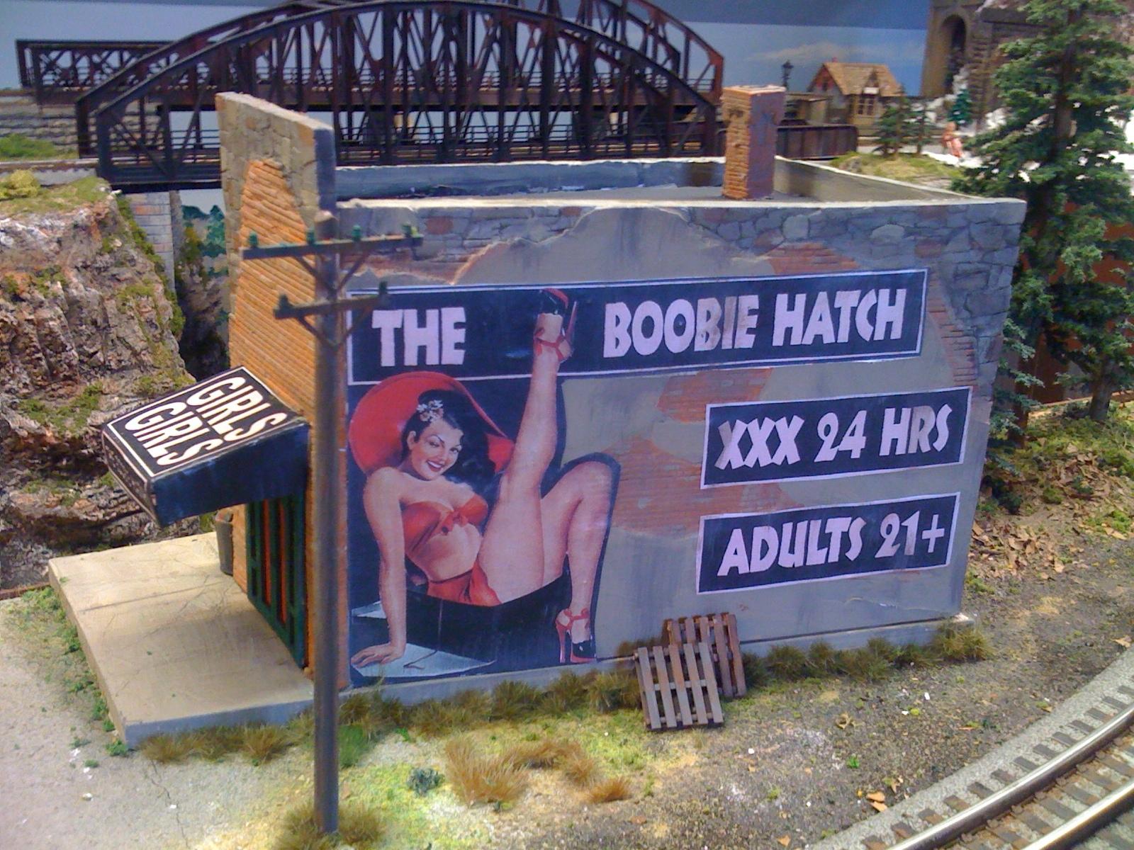 Boobie Hatch