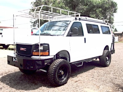 4x4 Chevy Express 3500