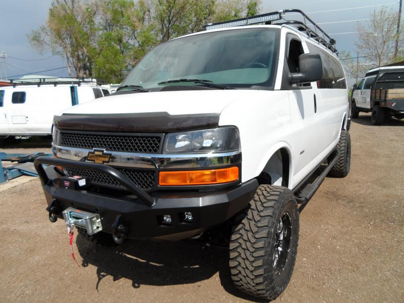 Chevy Express 4x4 Van