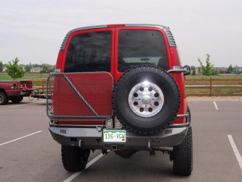 4x4 Chevy Van