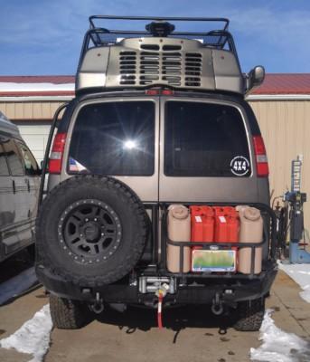 4x4 Chevy Roadtrek