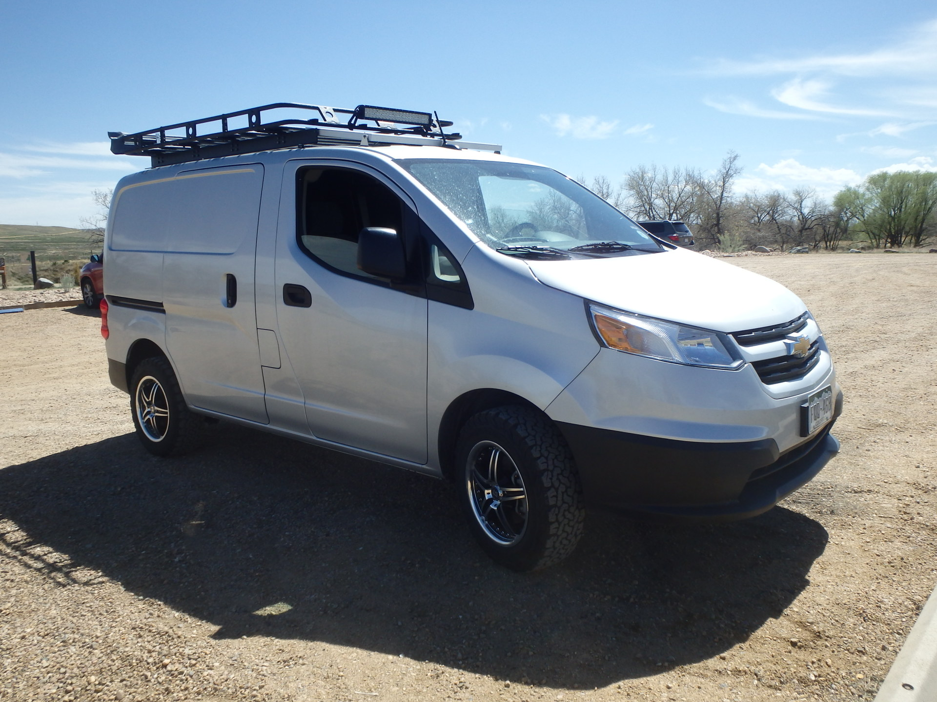 Chevy City Express Lift Kit