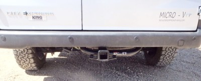 Chevy City Express Tow Hitch