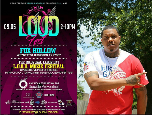 BellionBoss, Bellion Boss, L.O.U.D Muzik Festival, #loudmuzik, @officialloud, #loudfest2016, FoxHollowHouston
