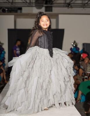 Princessjournieb, Journiebell, Journie Bell, DFW Teen Fashion Week