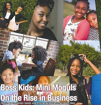 Houston Style Magazine, Houston, Boss Kids, JournieBell, Journie Bell, PrincessjournieB