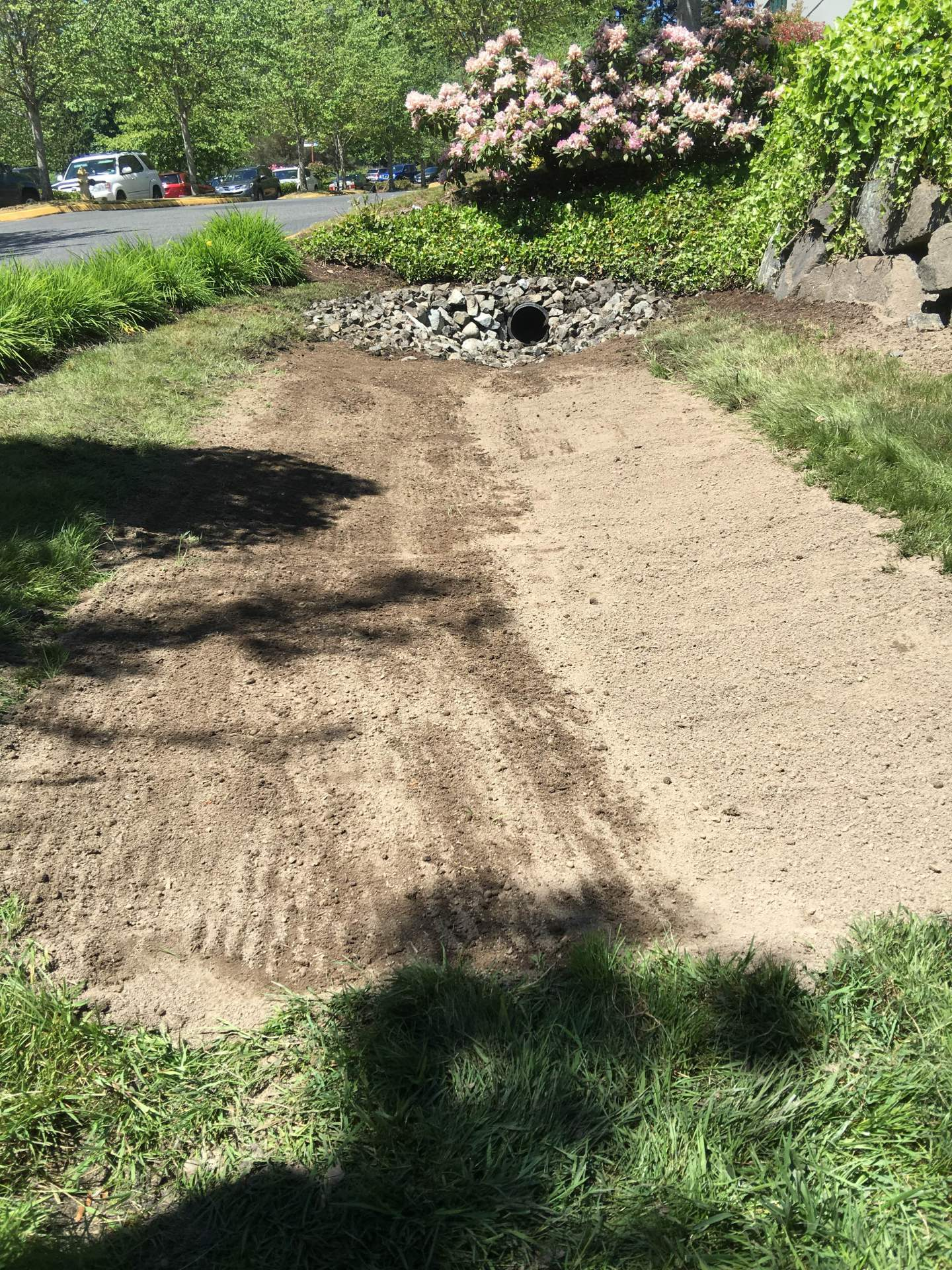 Stormwater Reconstruction