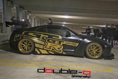 Nissan GTR meet/cruise