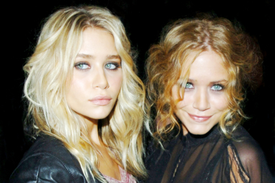 Ashley Olsen and Mary Kate Olsen - Photo by Milla Agai.