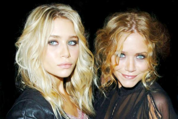 Ashley Olsen and Mary-Kate Olsen.