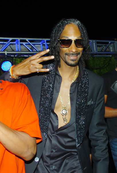 Snoop Lion.