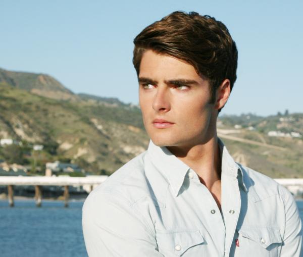 Joey's Test Shoot in Malibu - Next Models.
