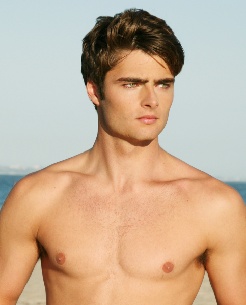 Joey's Test Shoot in Malibu - Next Models
