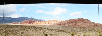 Red Rock Canyon 2015.
