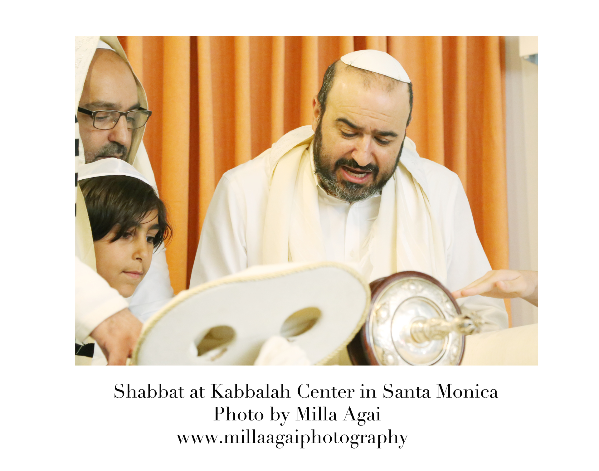 Shabbat at Kabbalah Center In Santa Monica