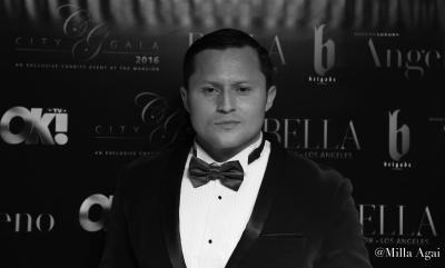 Oskar Rivera - Executive Producer For City Gala 2016 - Playboy Mansion