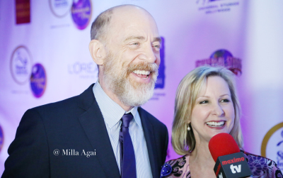 Academy Award-winner J.K. Simmons.