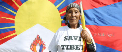 March 10th 2016 – 57th Anniversary of the Tibetan National Uprising Day in Los Angeles.