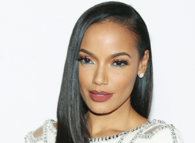 Selita Ebanks at The Warner Music Group Grammy Party at Milk Studios