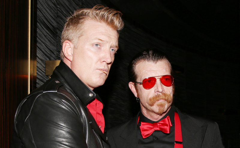 """Eagles of Death Metal: Nos Amis' - HBO Documentary"
