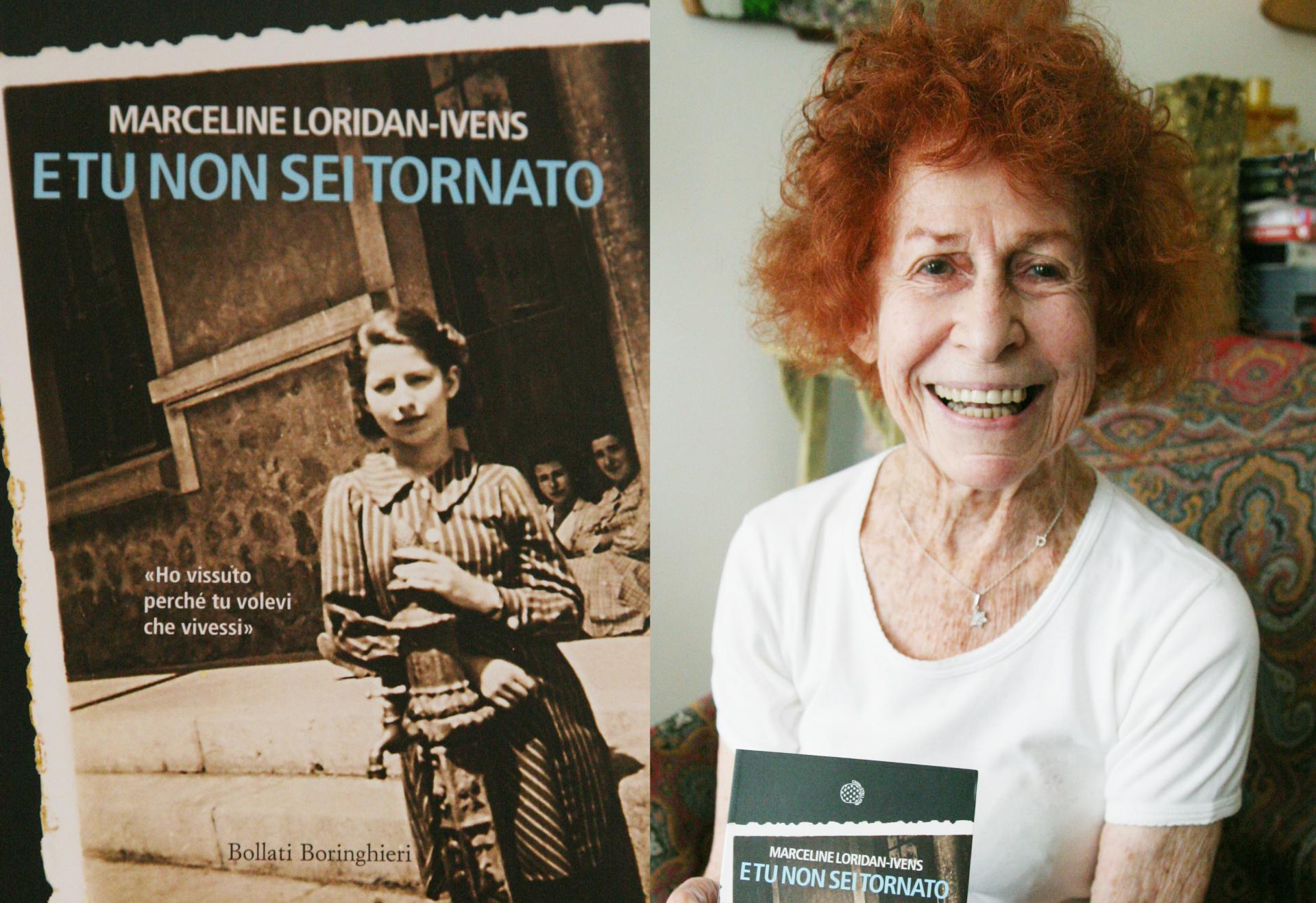 Holocaust Remembrance - Yom Hashoah - Jewish Deportee Marceline Loridan-Ivens
