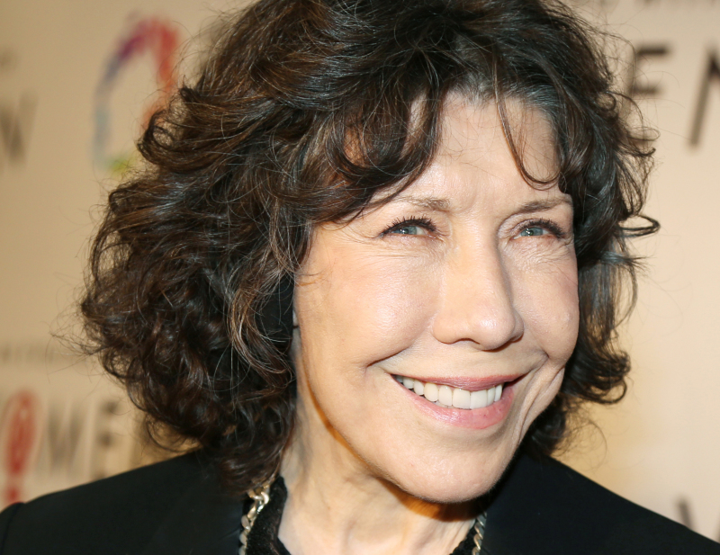 Lily Tomlin at Los Angeles LGBT Center's 'An Evening With Women'