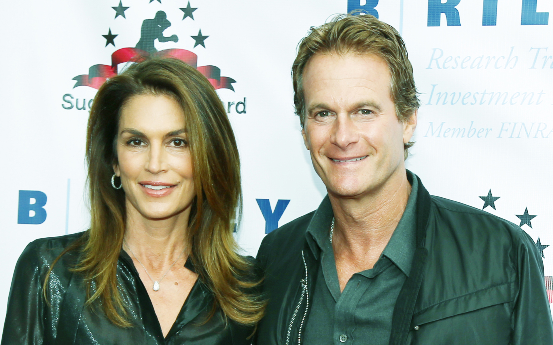 Cindy Crawford & Rande Gerber Celebrate Their 19th Wedding Anniversary