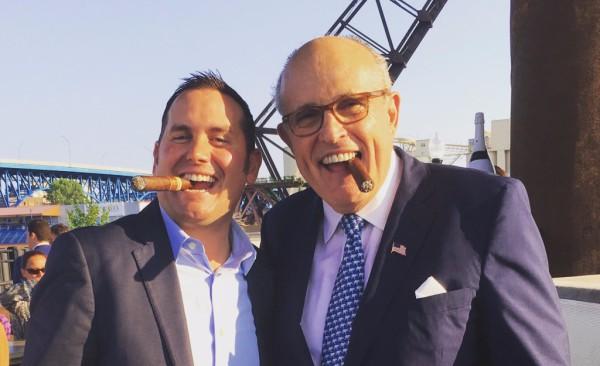 Up in Smoke with The Great Mayor Rudy Giuliani