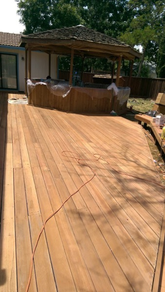 Deck (Before)