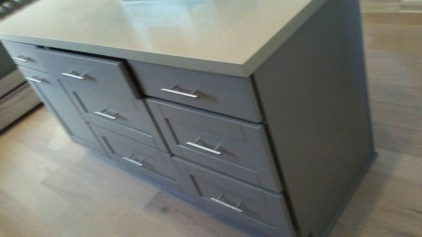 Kitchen Drawers After