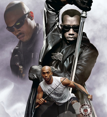 Past Blade Actors & my pick for a new Blade