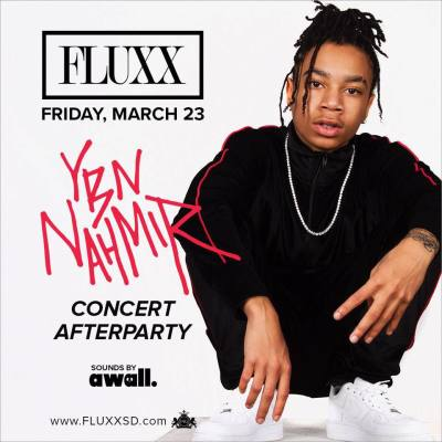 Friday; Fluxx; Fluxxsd; Hip Hop; Gaslamp; music; DJ; San Diego Nightlife; Nightclub; San Diego; NIghtclub ; Bachelorette party ; Bachelor Party