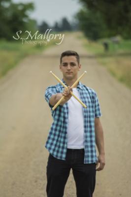 Justin's Senior Picture's
