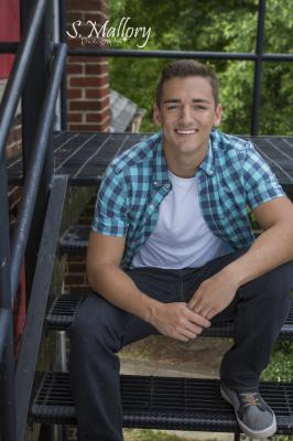 Justin's Senior Pictures
