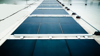 TPO surface roof