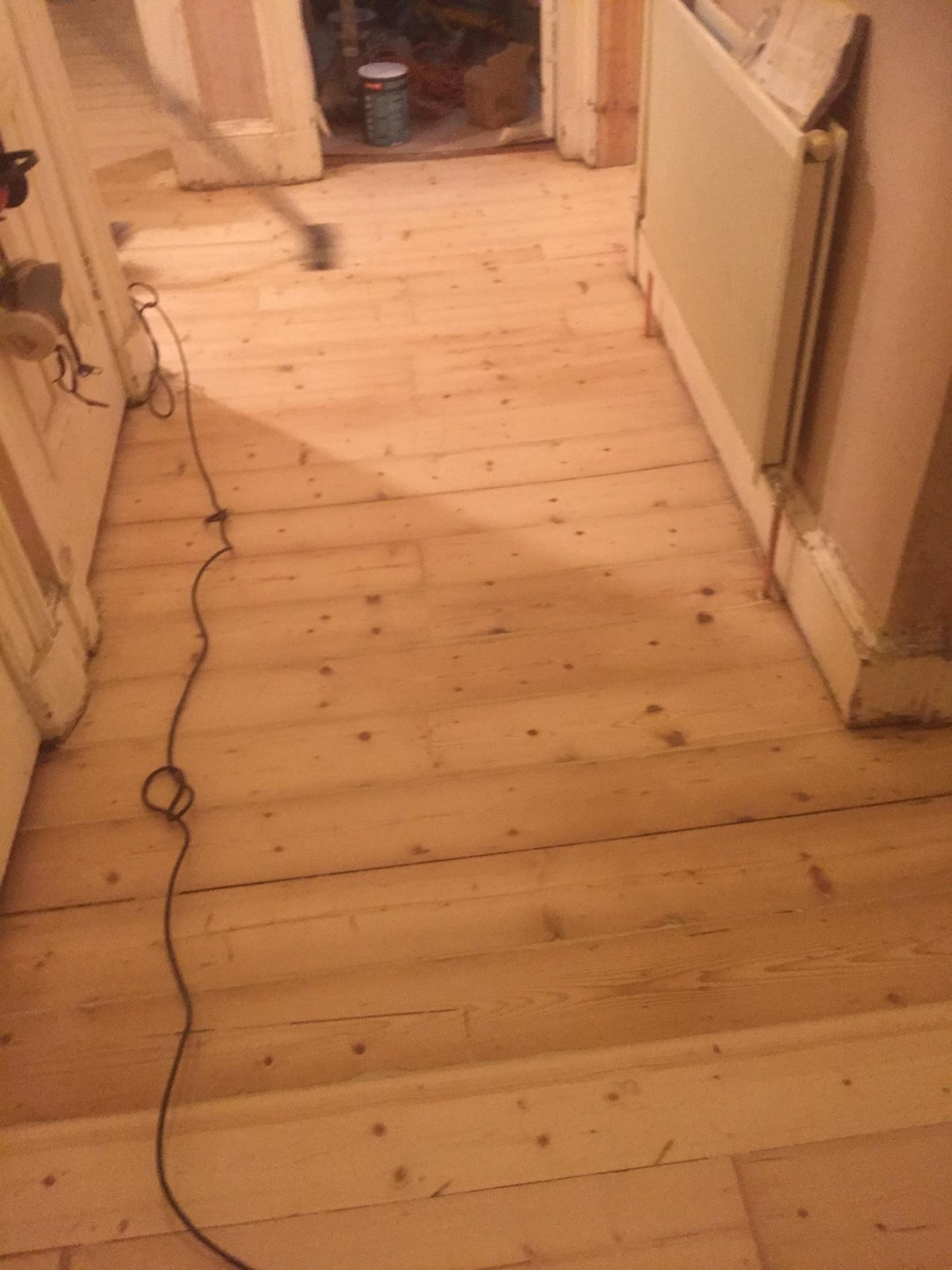 Floor sanding, Edinburgh, Victoriand Floor Restore