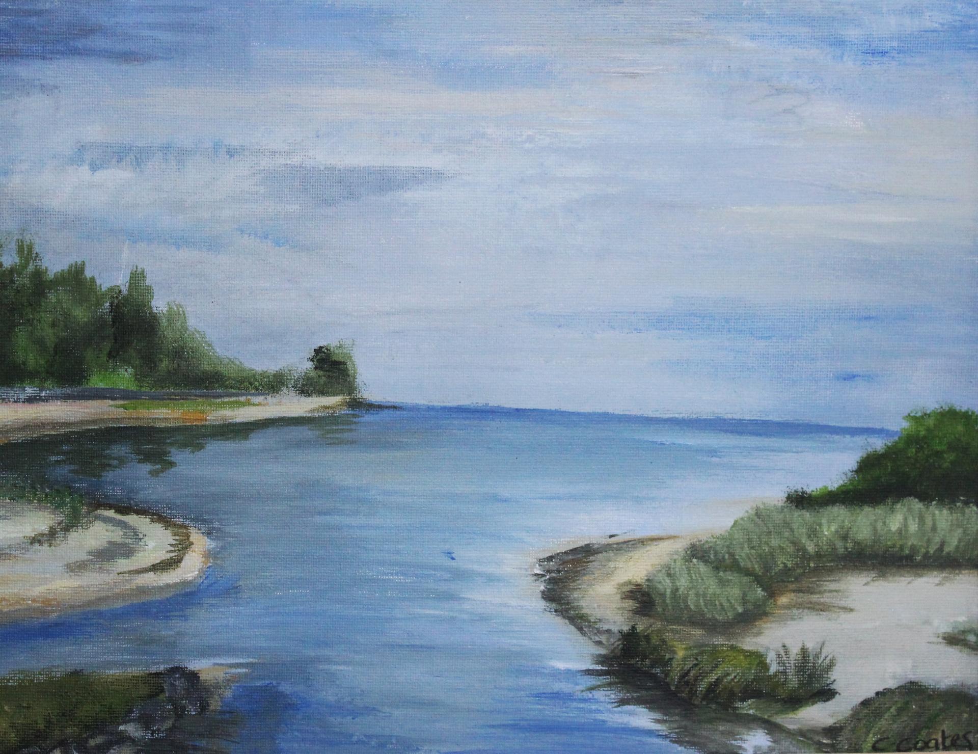 Brodick Seascape 2