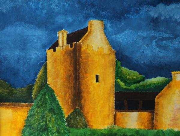 The Dean Castle
