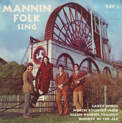Mannin Folk Laxey Wheel