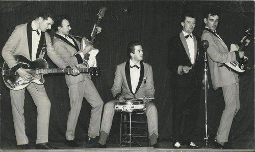 The Phantoms at the Villa Marina 1963