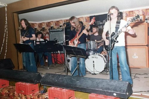 Black Mass at Port Soderick 1976