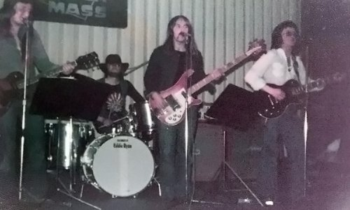 Bl;ack Mass at Port Soderick 1976