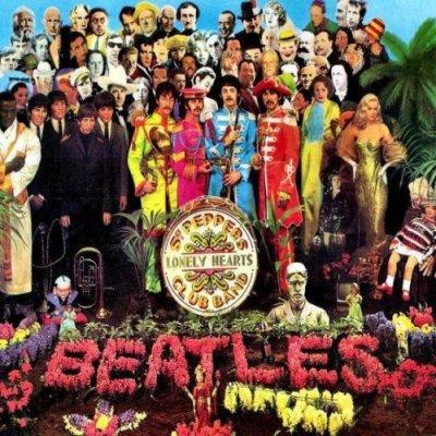 Beatles Sergeant Pepper